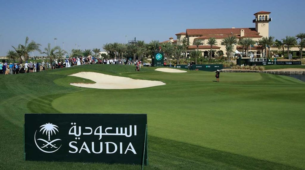 Phil Mickelson is among the golfers who have committed to play in this year's Saudi International.