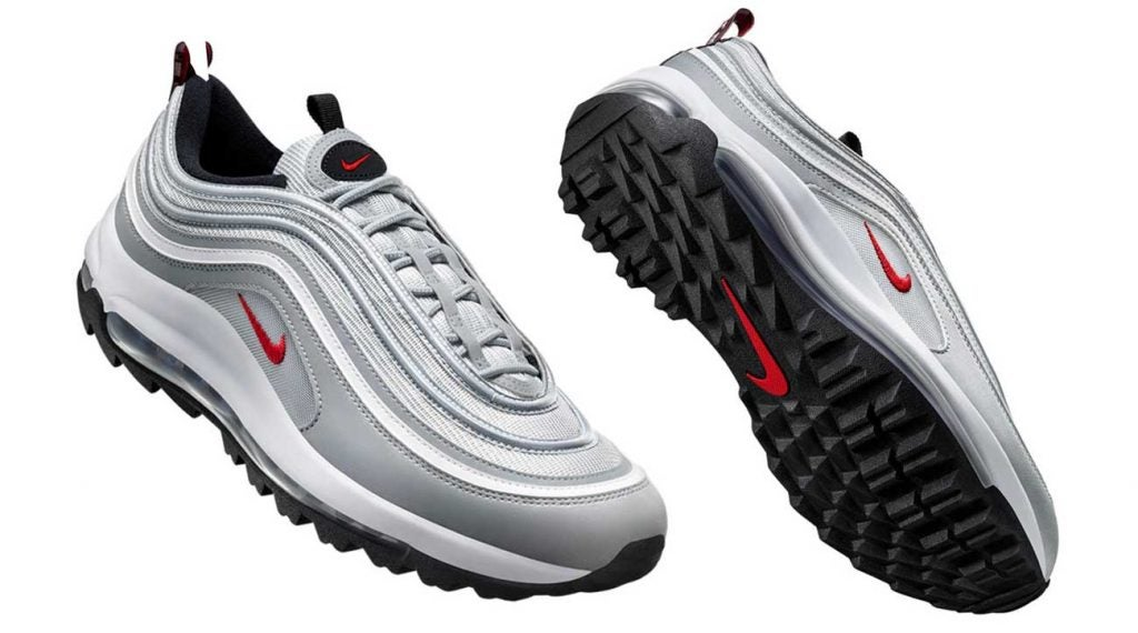 NEW: Nike Air Max 97 golf shoes available Jan. 16