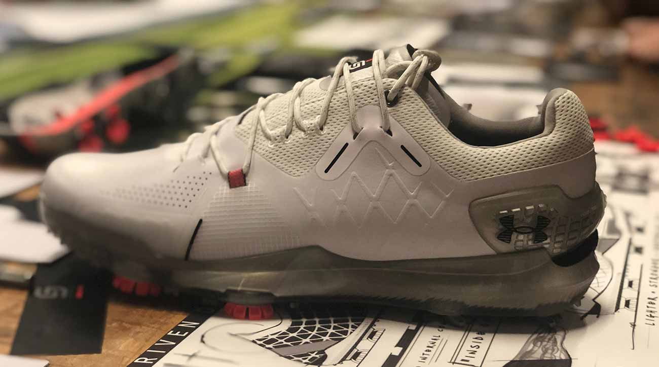 Check Out Jordan Spieth S Newest Under Armour Golf Shoe The Spieth 4