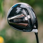 TaylorMade's 2020 SIM driver has a 10-gram adjustable weight in the sole that offers plus-or-minus 20 yards of draw-fade bias.