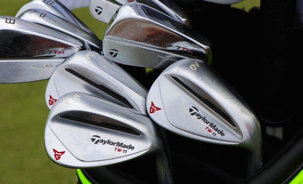 Most of the wedges you see on Tour have a flatter lie angle. Here's why