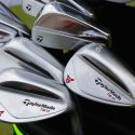 Tiger Woods' TaylorMade Milled Grind 2 wedges at Torrey Pines.