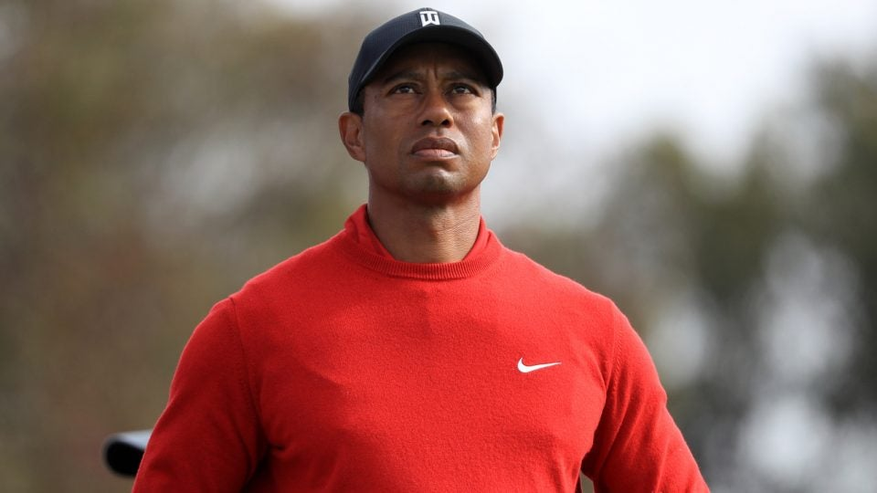 Tiger Woods said he related on a number of levels to Kobe Bryant.