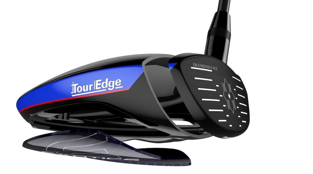 A look at the multi-material design behind Tour Edge's Exotics EXS 220 fairway wood.
