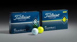 Tour Soft delivers more distance with improved short game spin.