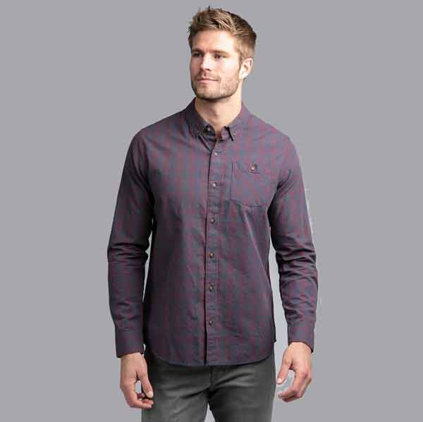 Travis mathew button up