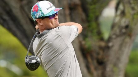 Zach Johnson's eye-catching PXG hat is our obsession of the week.