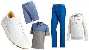 Adidas golf gear