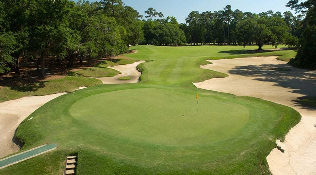 Caledonia Golf & Fish Club in in Pawleys Island, S.C.