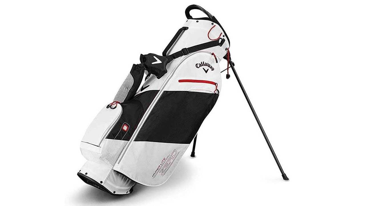 Callaway Hyper-Lite Zero Double Strap Stand Bag