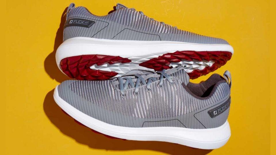 FootJoy's new FJ Flex XP golf shoes.
