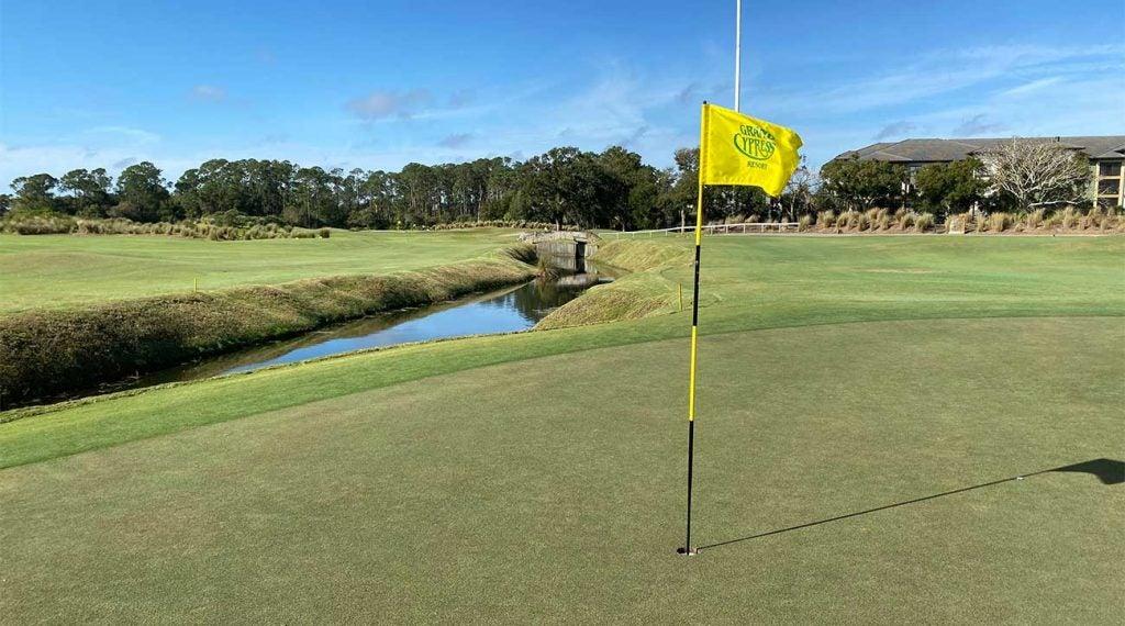 Grand Cypress Golf Club in Orlando, Florida.