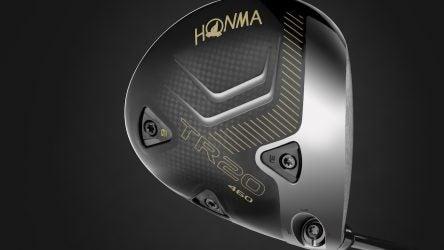 Honma's new 460cc TR20 driver.