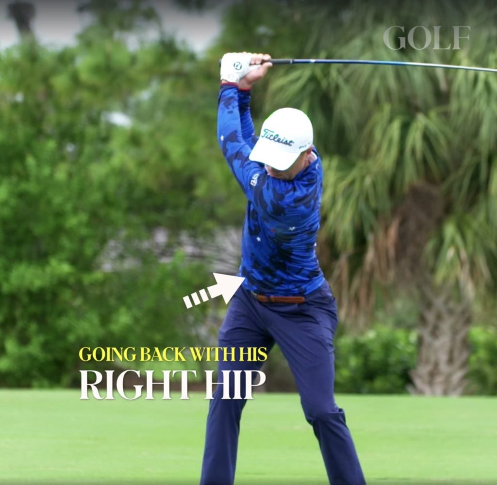 Swing Study 3 Things You Can Learn From Justin Thomas Ultra Powerful Golf Swing Golf