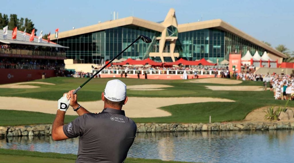 An easy swing and an athletic upbringing are two of the biggest keys to Lee Westwood's mostly injury-free golf career.
