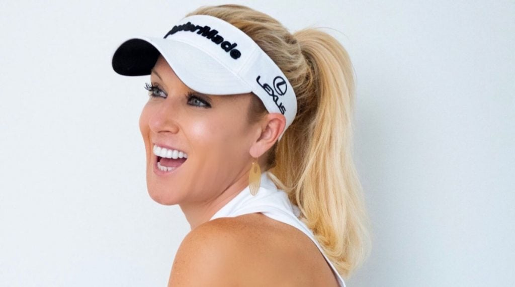 Natalie Gulbis is retiring from the LPGA at the end of the 2020 season.