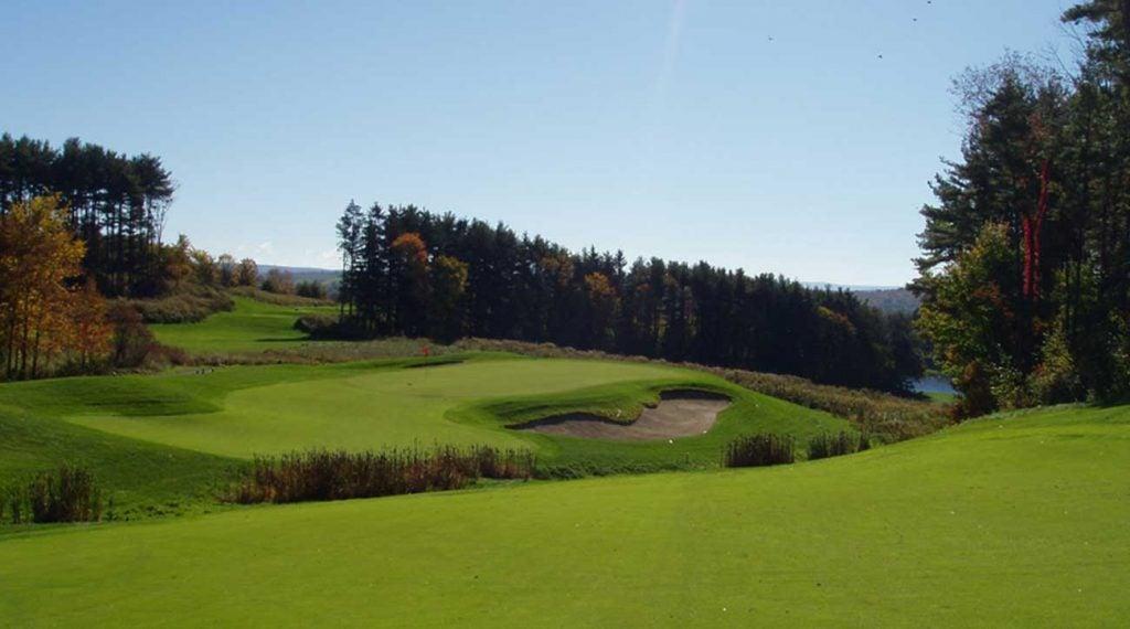 The views at Olde Kinderhook Golf Club make it a worthwhile walk.