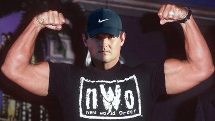 Patrick Reed should take a page out of Hulk Hogan's heel-turn playbook.