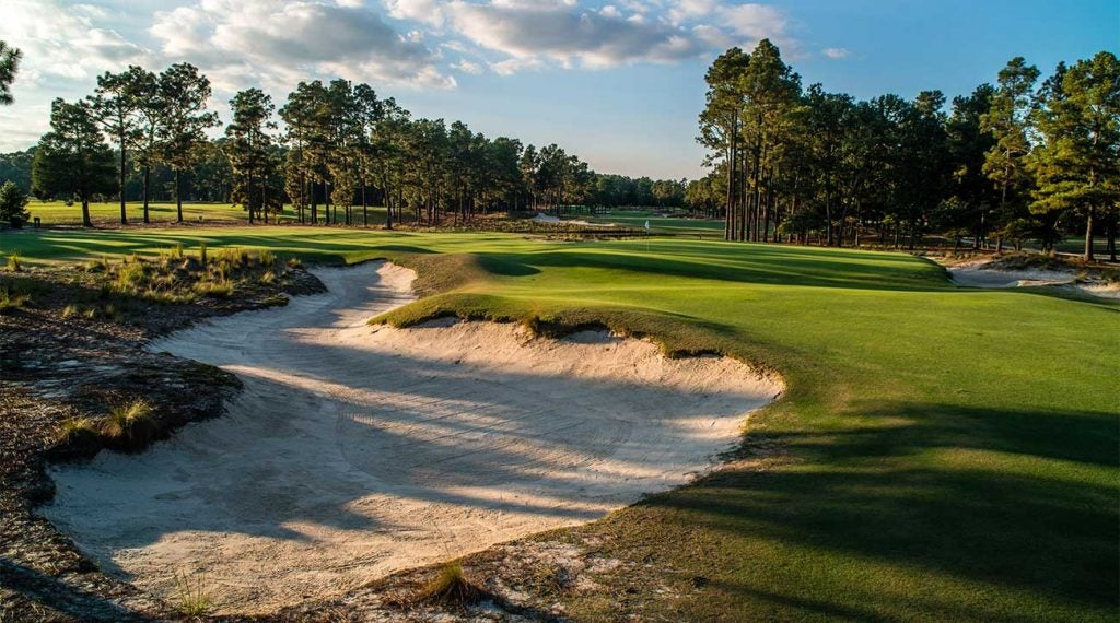 Pinehurst No. 2 at Pinehurst Resort.