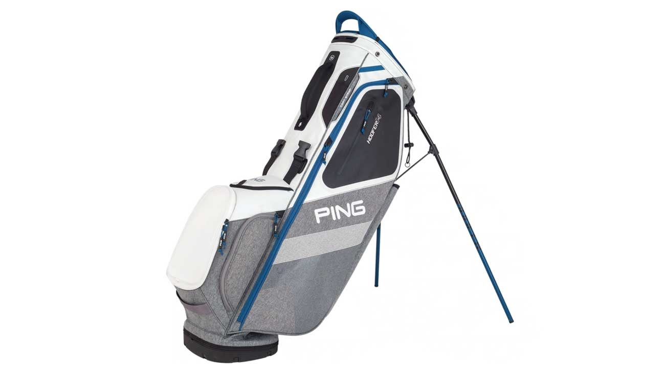 The Ping Hoofer 14 Golf Bag Is A Neat