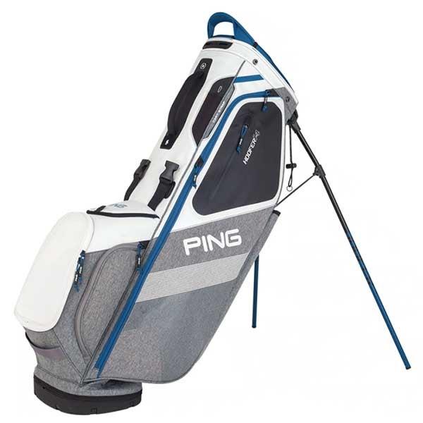 The Ping Hoofer 14 golf bag.