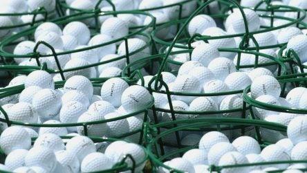 How many range balls is too many?