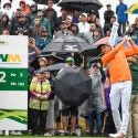 Rickie Fowler won the 2019 Waste Management Phoenix Open by two shots