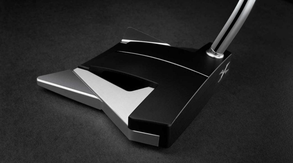An alternate view of the Scotty Cameron Phantom X 12.5 putter.