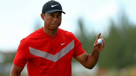 Tiger Woods begins 2020 looking for PGA Tour win No. 83 and major title No. 16.