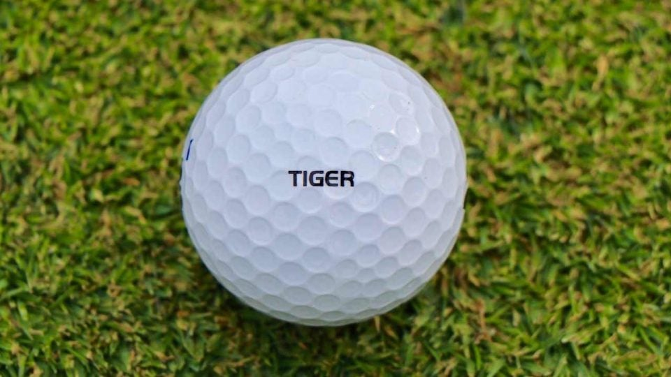 Tiger Woods put Bridgestone's Tour B XS ball through numerous rounds of prototype testing