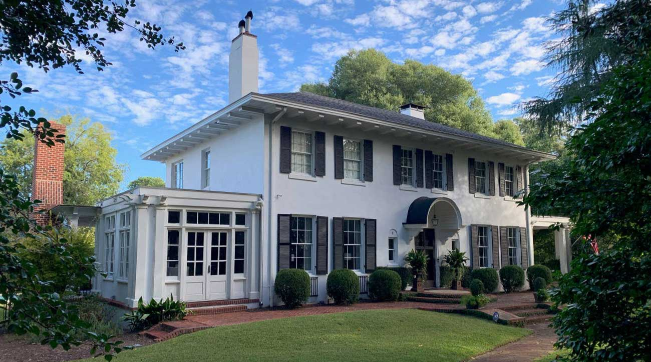 It's tough to get Augusta, Ga. housing around the Masters —but we scouted out a few spots that are still available.