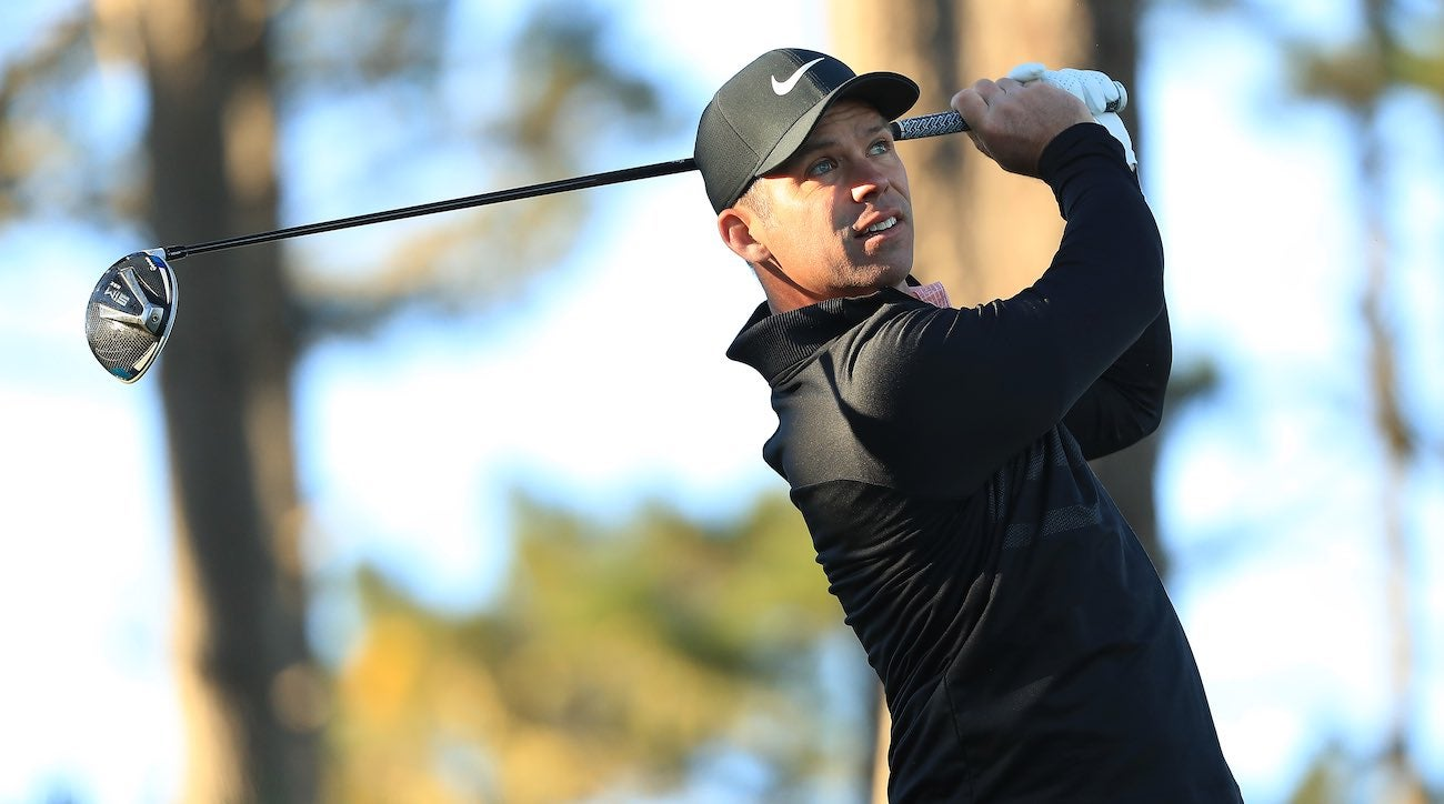 Paul Casey details what being an equipment free agent is like: Wall-to-Wall