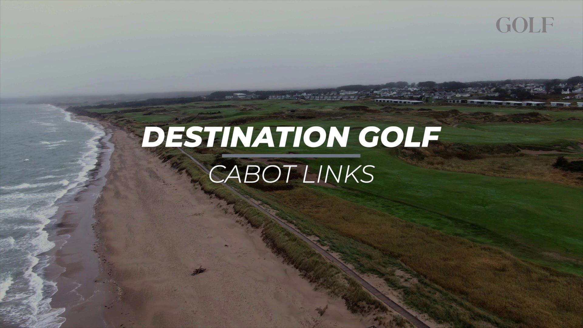 Destination Golf: Cabot Links