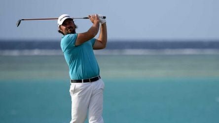Victor Dubuisson has not won since the 2015 Turkish Airlines Open.
