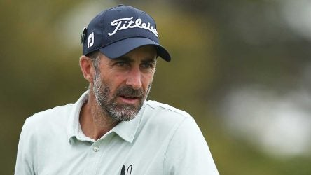 Geoff Ogilvy wants golf to follow the path tennis has paved for equal pay at its biggest events.