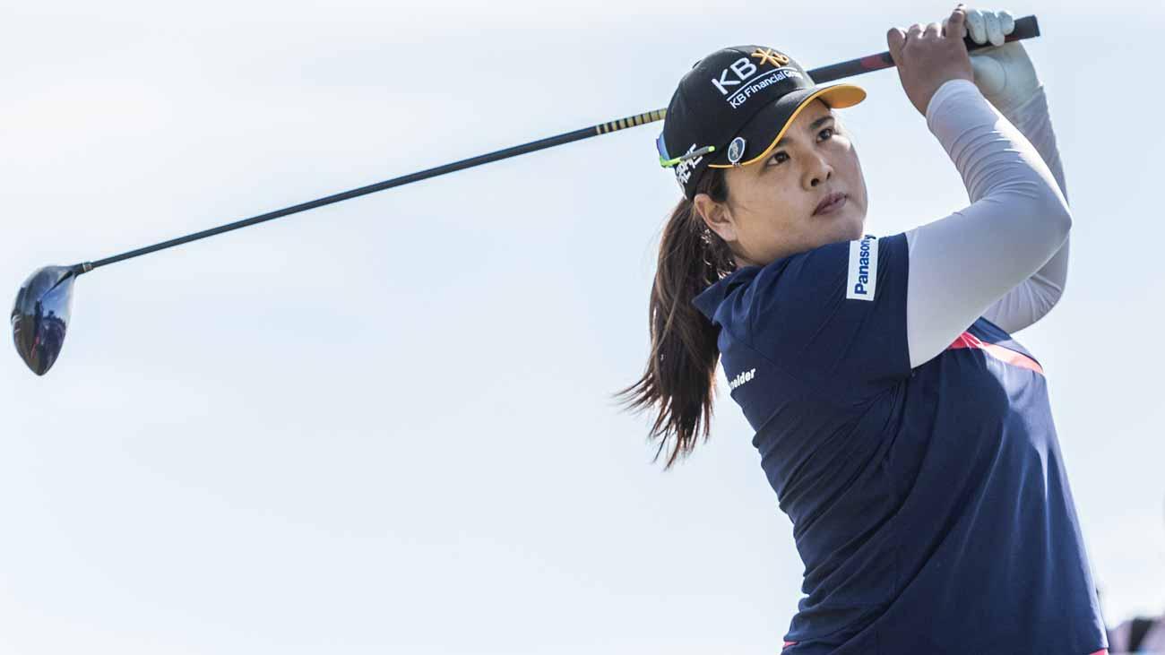 Inbee Park wins Women's Australian Open to snap LPGA Tour drought