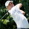 Justin Thomas hits his tee shot on the second hole during the third round of the WGC Mexico Championship.