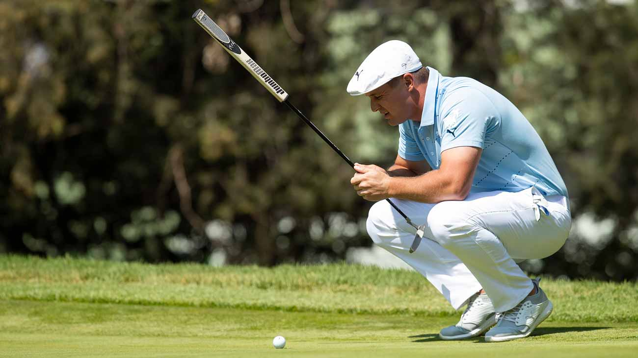 Bryson DeChambeau ripped on Twitter for Mexico Championship incident