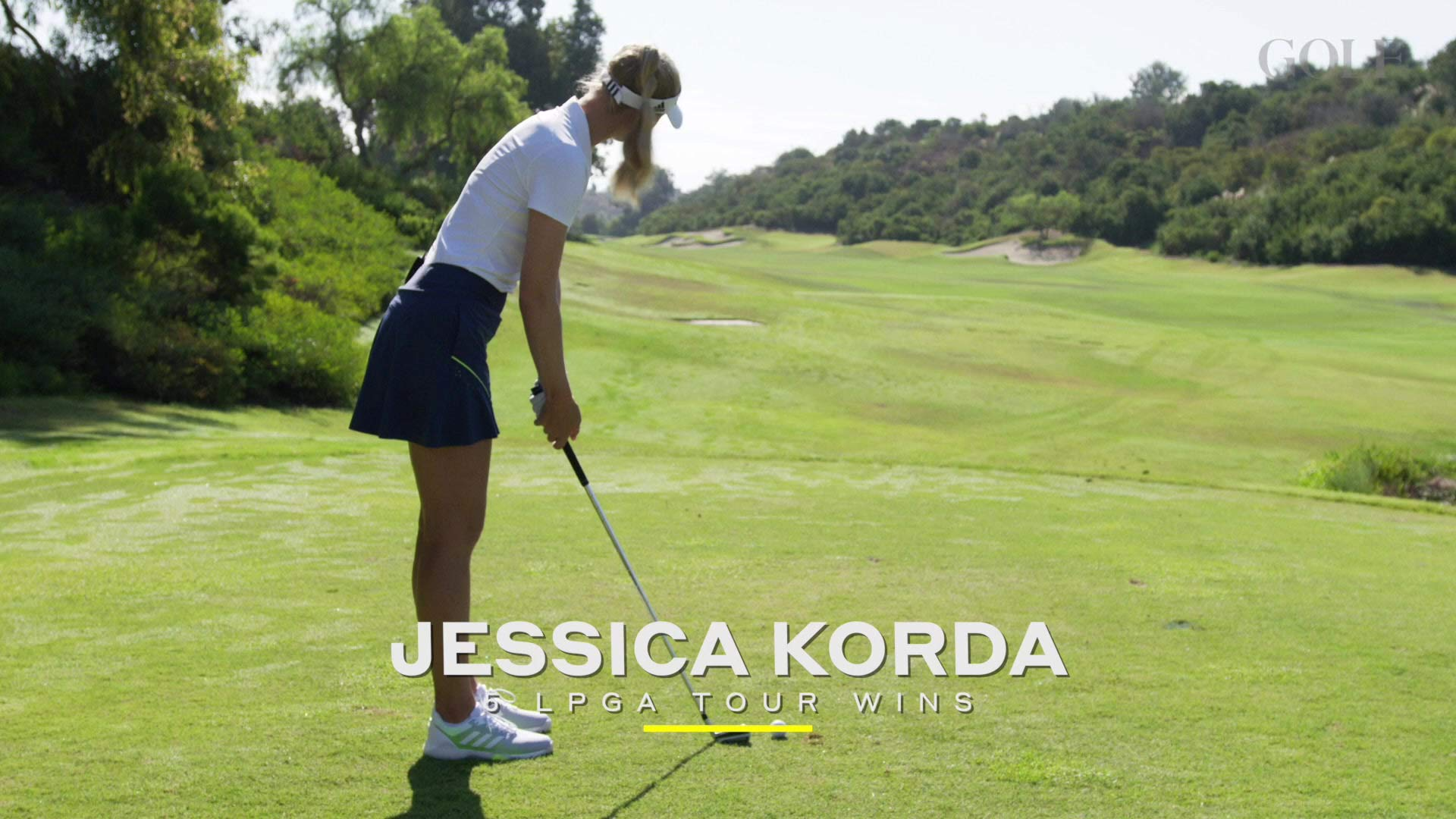 Jessica Korda: 60 Second Swing Breakdown