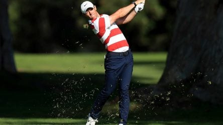 Rory McIlory is an excellent example of how important the hips are in generating speed and power through the golf swing.