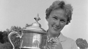 Mickey Wright, winner of 90 professional events and 13 majors, died Monday at the age of 85.