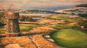 National Golf Links of America, 16th hole