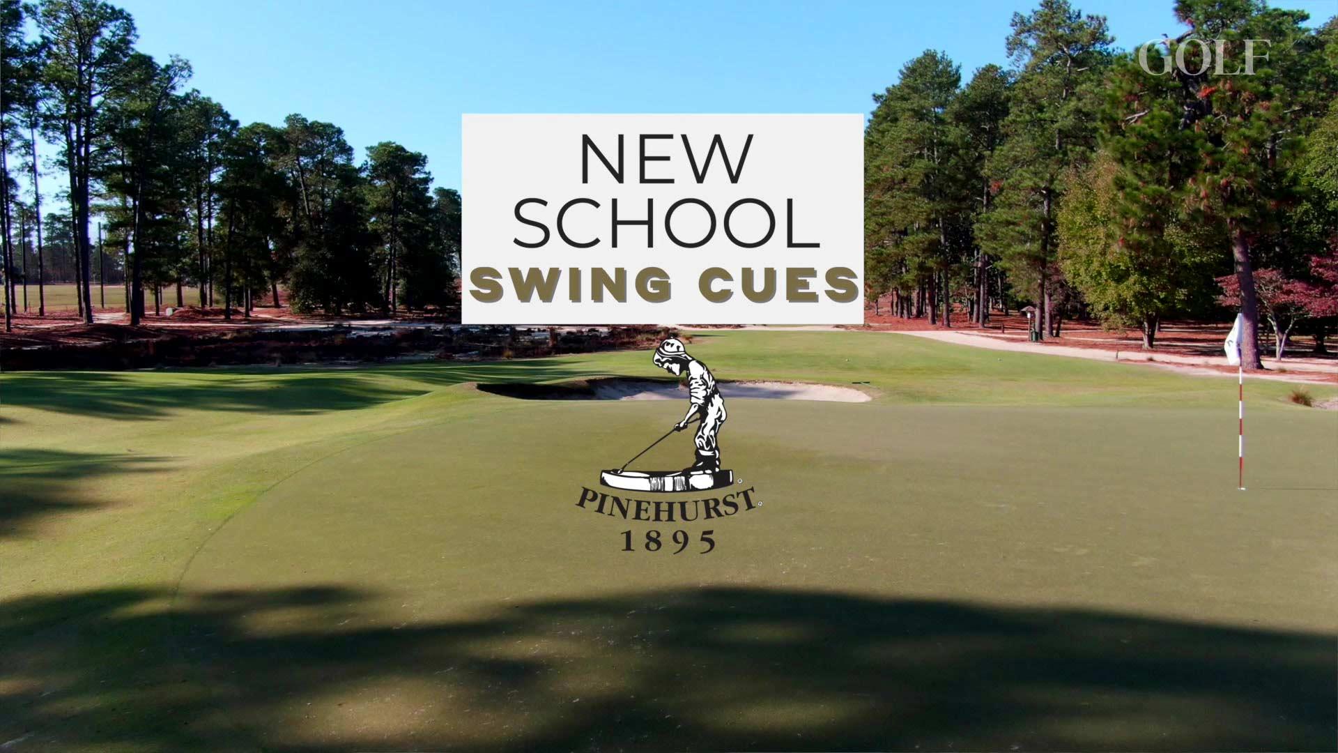 New School: Swing Cues