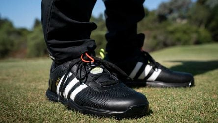 Palace and Adidas have added something new to the golf apparel industry.