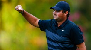 Patrick Reed says he doesn't read much golf news during tournament weeks, which helps drown out the noise.