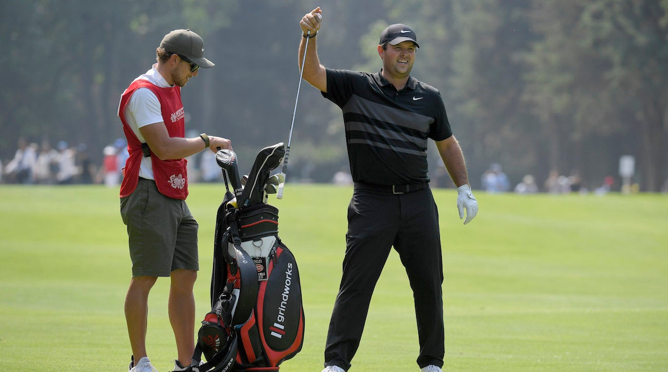 Patrick Reed shot a final-round 67 to win the WGC-Mexico Championship.