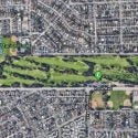 Penmar Golf Course is tucked into a Venice, Calif. neighborhood.