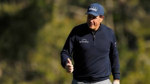 Phil Mickelson Pebble Beach
