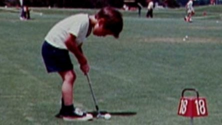 Phil Mickelson grew up playing the par-54 course at Presidio Hills in San Diego.