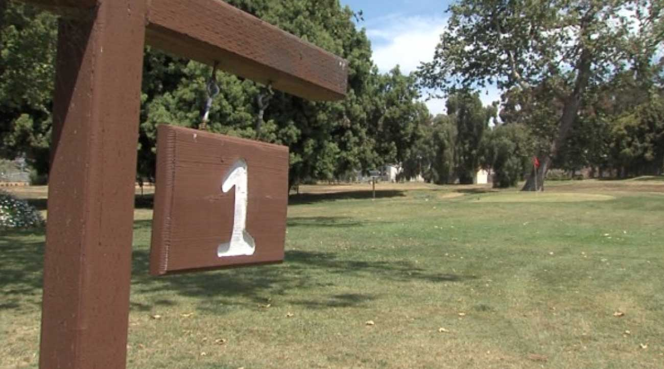 See the golf course where Phil Mickelson posted a score of 144